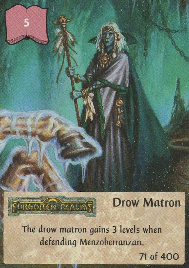 Drow Matron
